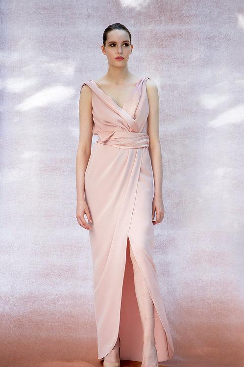 Blush Charlene Dress