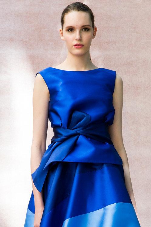 Pretty Blue Anna Top