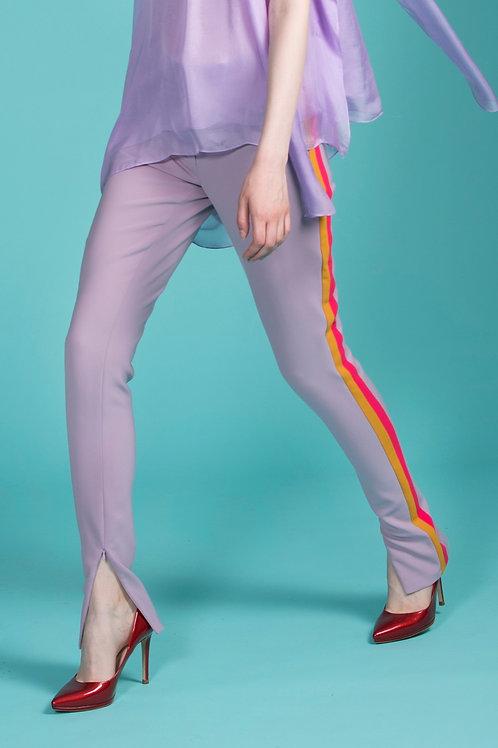 Lilac Lean Pants