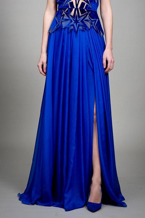 Blue Stella Skirt