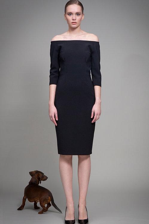 Little Black Aurelia Dress
