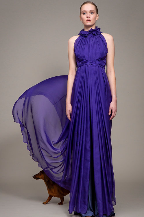 Purple Kathlin Dress