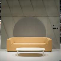 Caslon Sofa - Bow Table