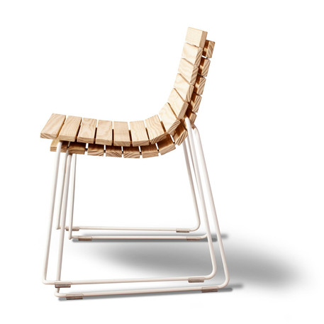 Plank Stack Side Chair