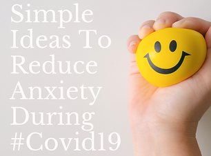 Simple Ideas To Reduce Anxiety During #C