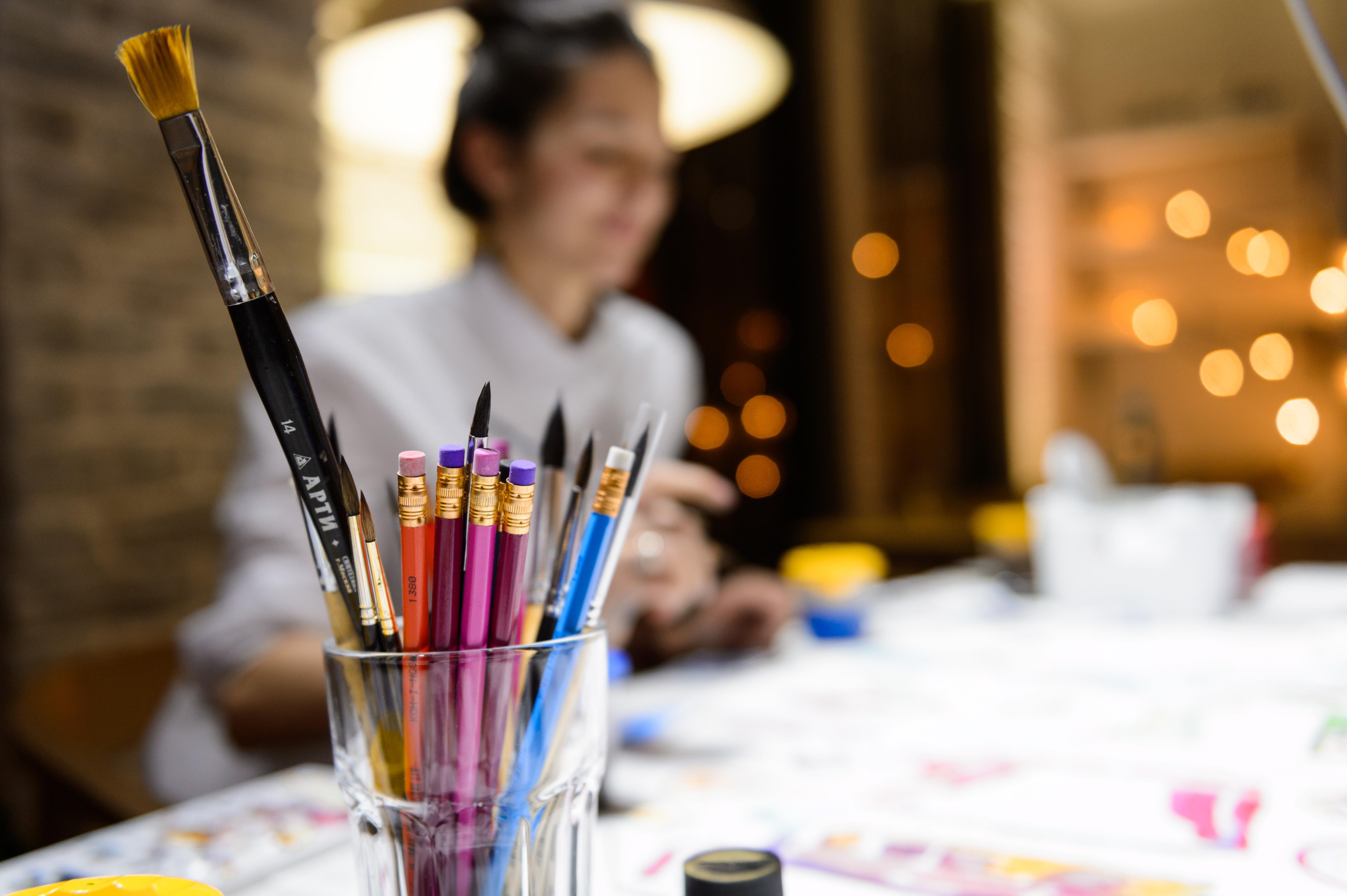 Watercolor Session