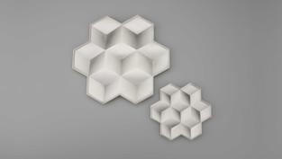 雪花盤 Snowflakes