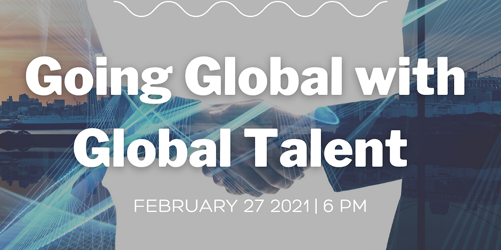 SIBA x AIESEC Going Global with Global Talent
