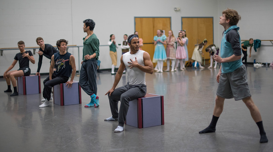 The Happy Prince and Other Wilde Tales, Grand Rapids Ballet