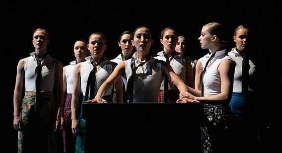 Testimony, Grand Rapids Ballet