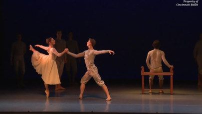 Nannerl, Cincinnati Ballet
