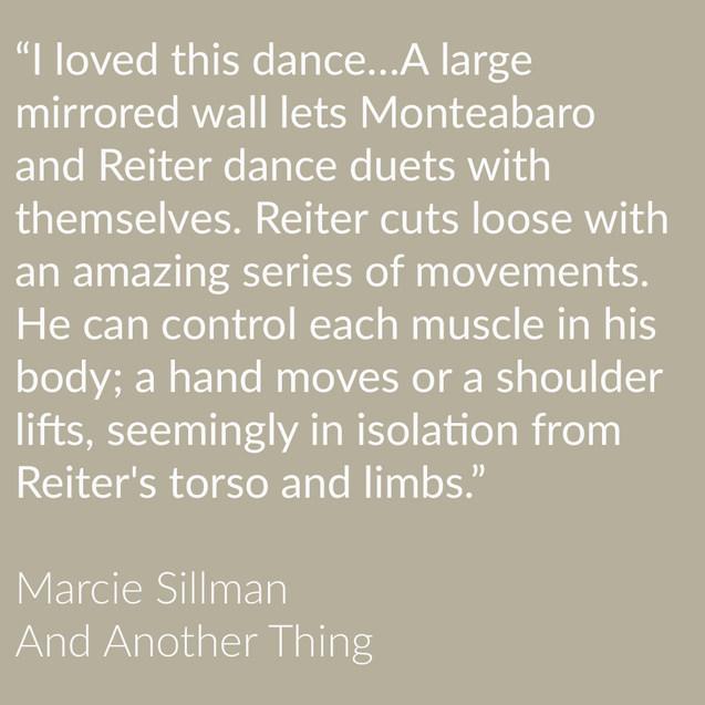 Marcie Sillman on Soir Bleu