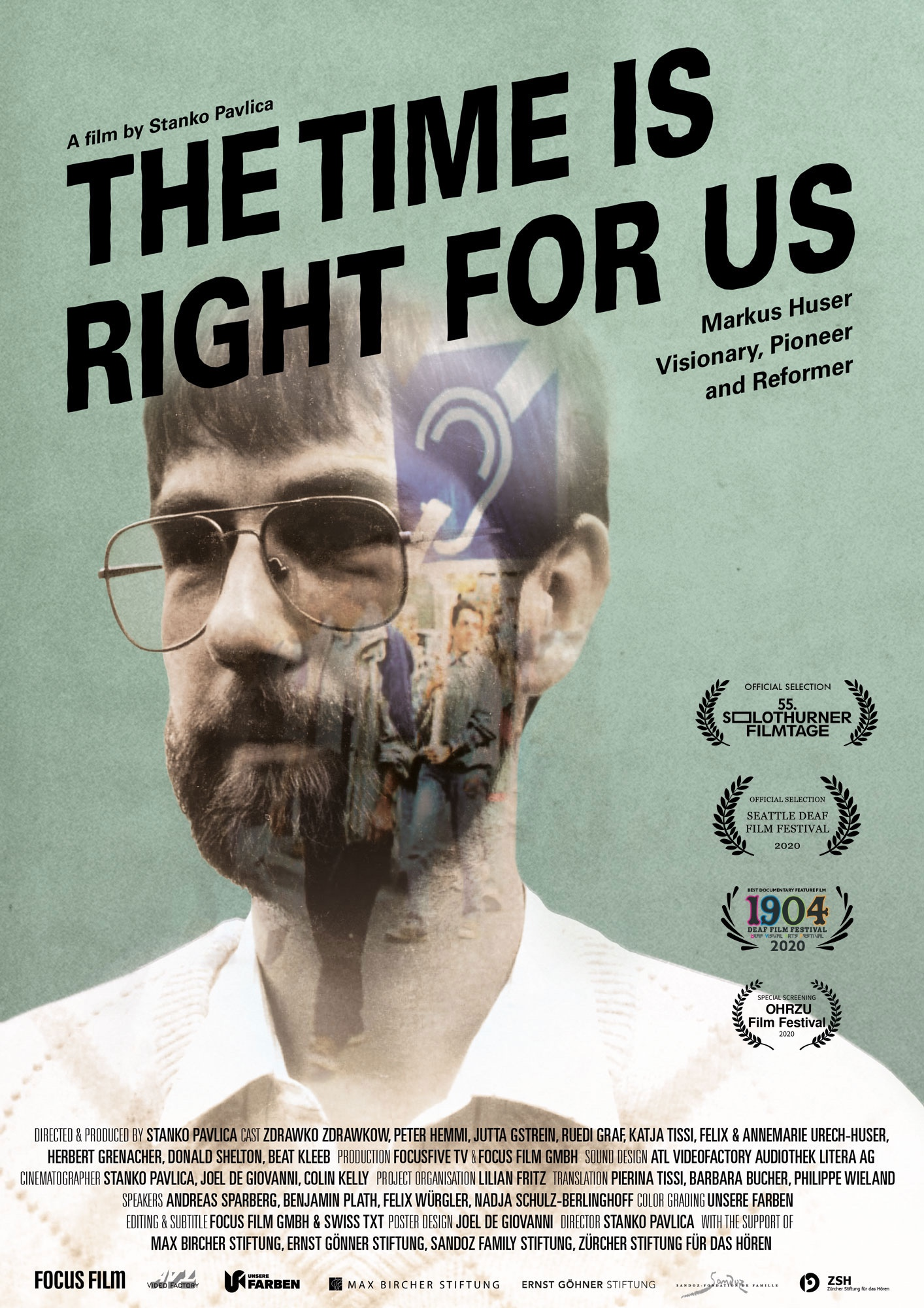 The Time Is Right for Us - Poster (Updat