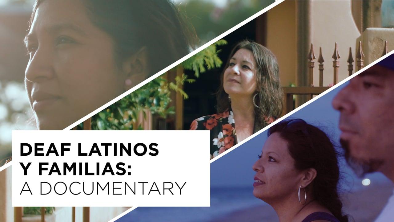 Deaf Latinos y Familias