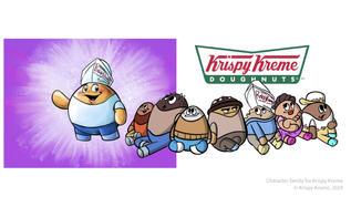 krispy kreme family