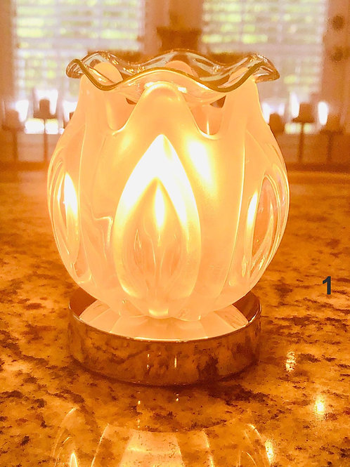 Electrical Oil Touch lamp with dimmer