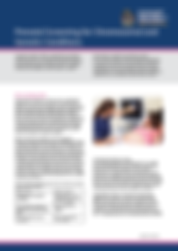 Prenatal and genetic screening
