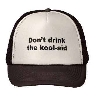 Don't drink the Kool-Aid - planners should keep their feet in the real world