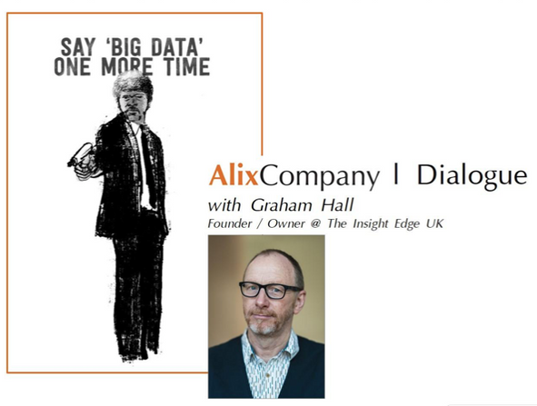 Last week I was interviewed by Austin-based brand agency Alix Company. We discussed data!