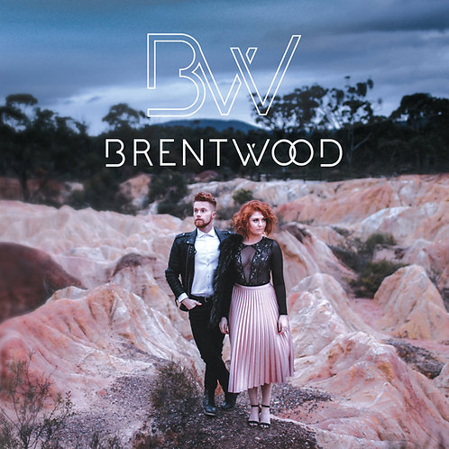Brentwood - EP (Physical CD)