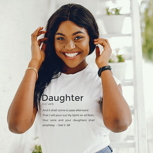 """Daughter"" T Shirt"