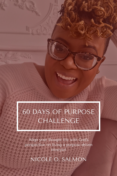 60 Days of Purpose Challenge