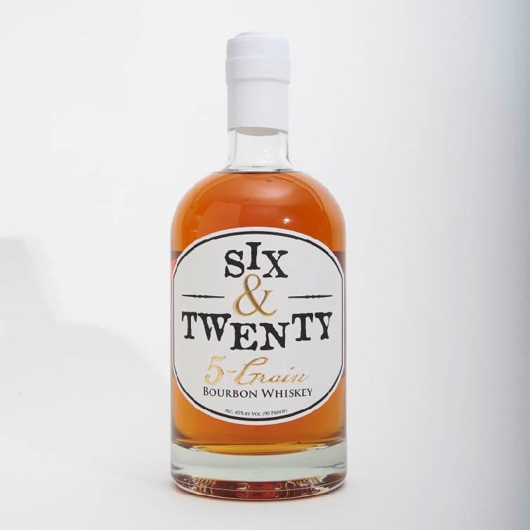 5 Grain Bourbon