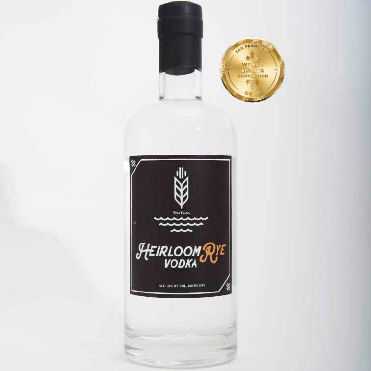 Heirloom Rye Vodka
