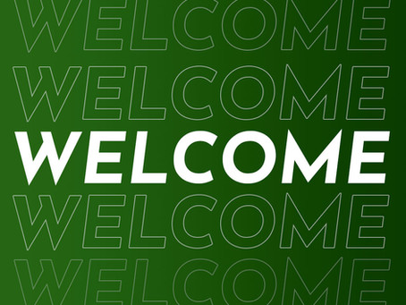 WELCOME OUR NEW ASSOCIATE DIRECTOR OF BANDS!