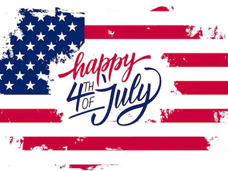 HAPPY 4th FROM THE FLANAGAN FALCON SOUND!