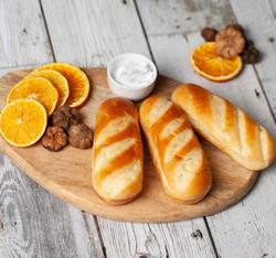 La Boulangere brioche