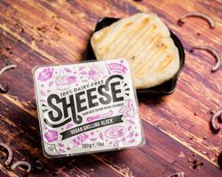 Sheese Grilling Block