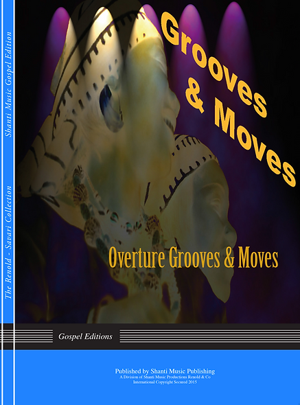 Overture Grooves & Moves 1 Set