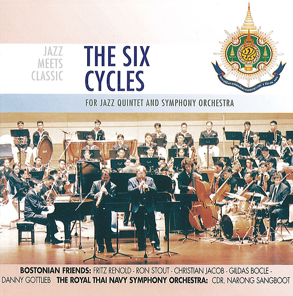 The Six Cycles - CD