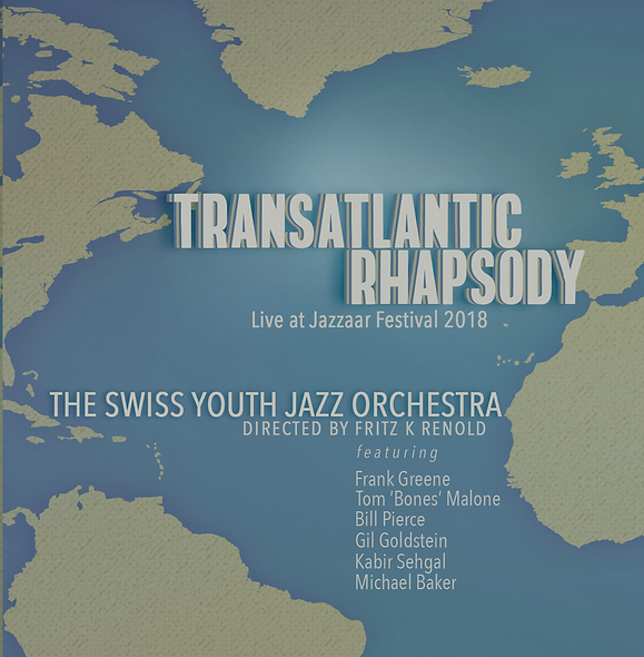 Transatlantic Rhapsody - CD