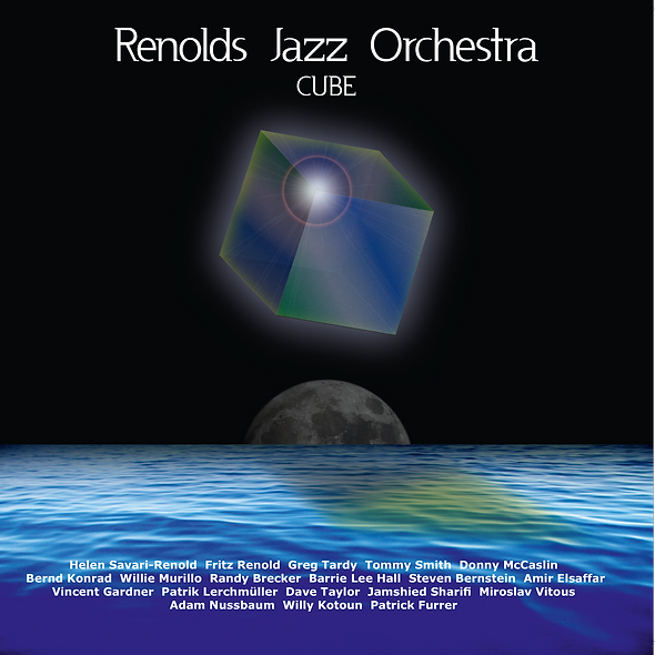 Renolds Jazz Orchestra - CD