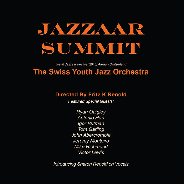 Jazzaar Summit - CD