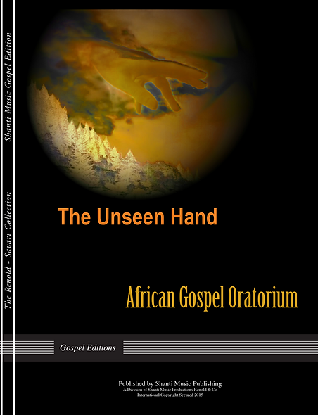 The Unseen Hand - Scores & Parts Comlete