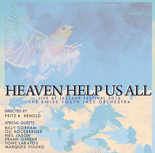 Heaven Help Us All - CD