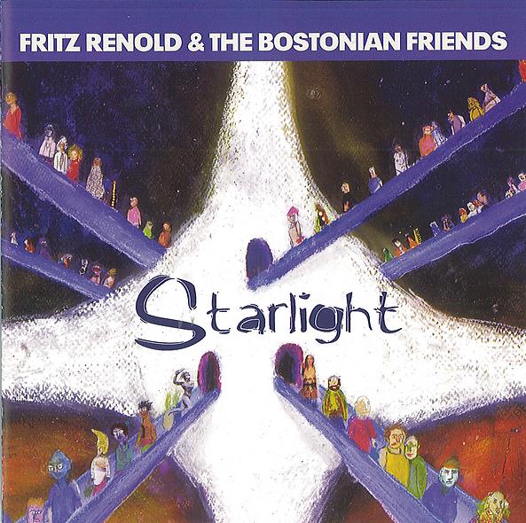Fritz Renold & The Bostonian Friends - CD