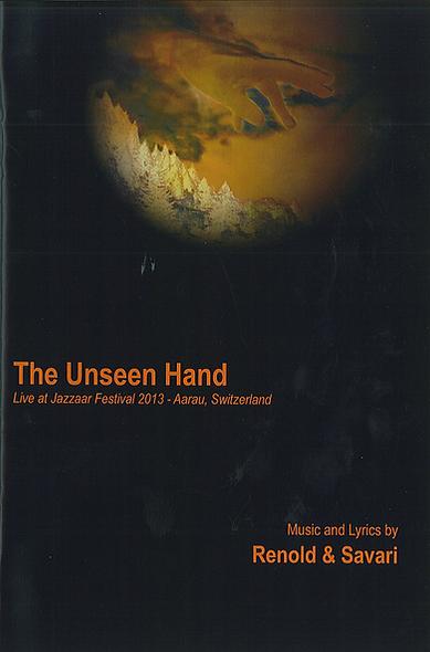 The Unseen Hand - DVD