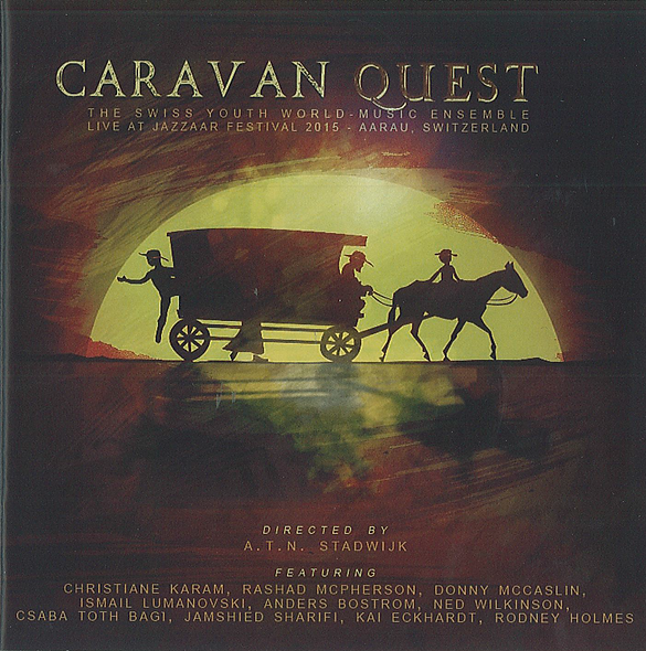 Caravan Quest - CD