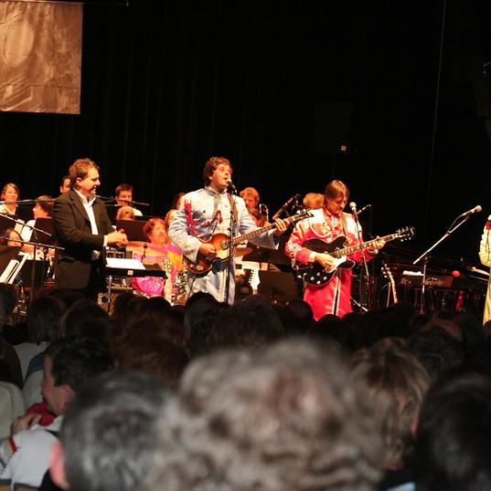 Beatles & Orchestra.JPG