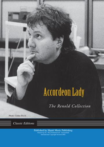 Accordeon Lady