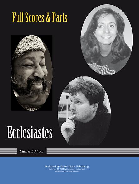 Ecclesiastes - Complete Scores
