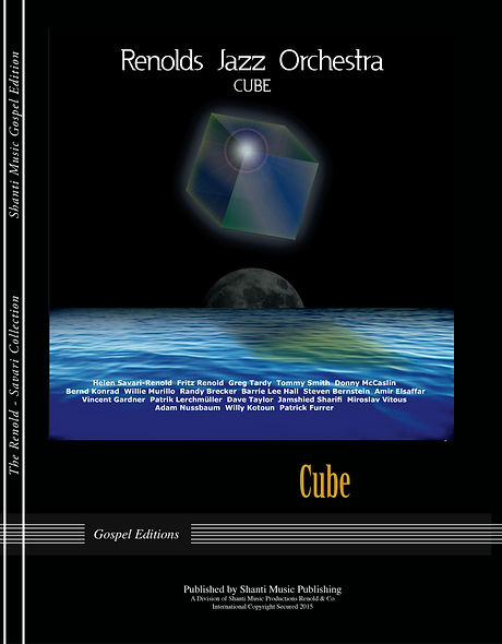 Cube - Complete Scores of the Jazz Suite