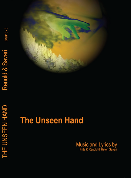 The Unseen Hand - Book Scores