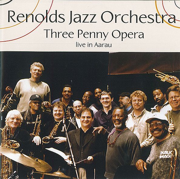 Renolds Jazz Orchestra - CD