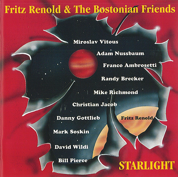 Fritz Renold & Bostonian Friends - CD