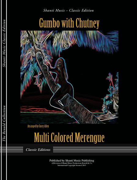 Gumbo with Chutney - Multi ColouredMerengue